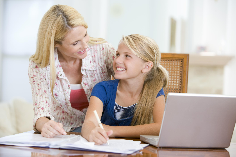 Смотреть онлайн мама помогла сделать уроки 18 фотография